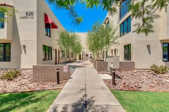 620 N 4TH Avenue #6, Phoenix, AZ 85003 (MLS #5953918) :: Occasio Realty