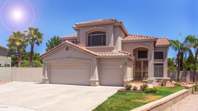 5949 W Blue Sky Drive, Glendale, AZ 85308 (MLS #5953924) :: The Laughton Team