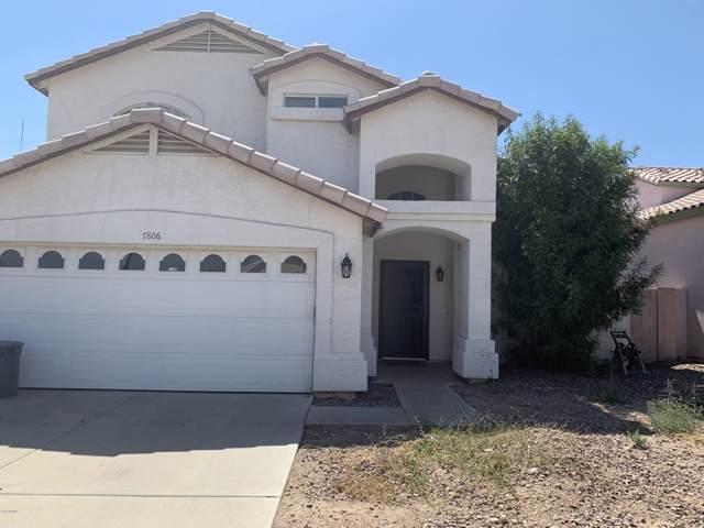 17806 N 13TH Place, Phoenix, AZ 85022 (MLS #5953929) :: CC & Co. Real Estate Team