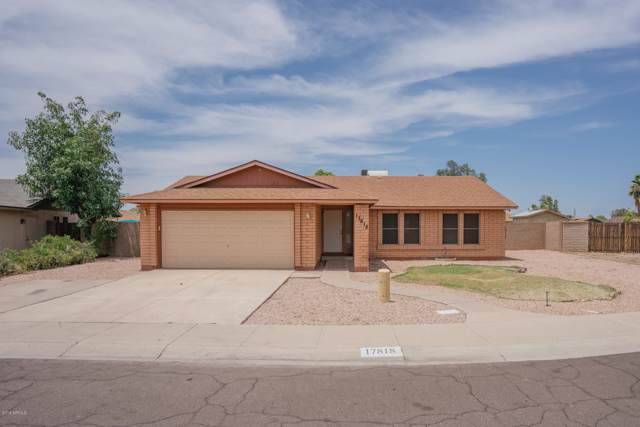17818 N 42ND Avenue, Glendale, AZ 85308 (MLS #5953942) :: The Pete Dijkstra Team