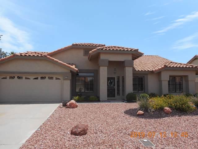 9611 W Sierra Pinta Drive, Peoria, AZ 85382 (MLS #5953947) :: Occasio Realty
