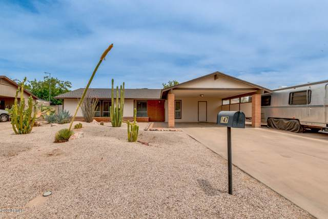 147 N 132ND Place, Chandler, AZ 85225 (MLS #5953962) :: Conway Real Estate