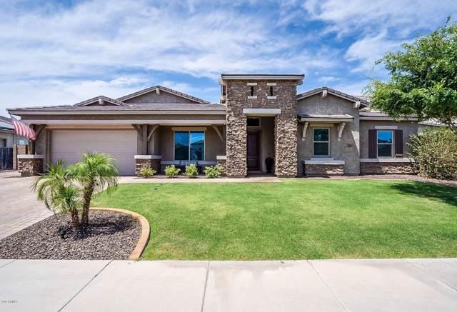 9434 W Via Montoya Drive, Peoria, AZ 85383 (MLS #5953989) :: Homehelper Consultants