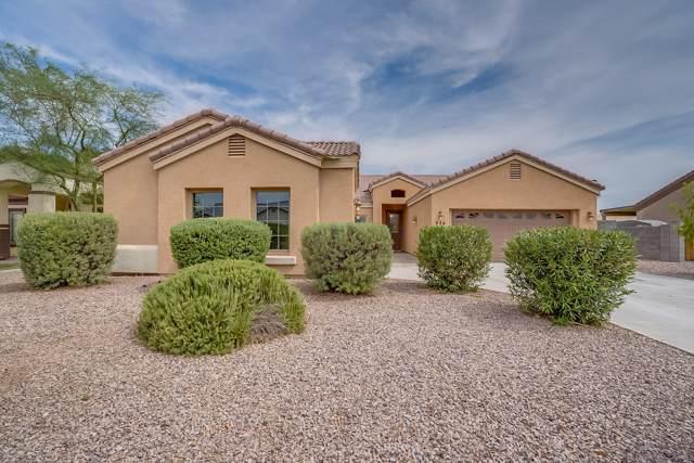 934 W Torrey Pines Boulevard, Casa Grande, AZ 85122 (MLS #5954011) :: Occasio Realty