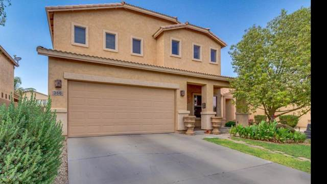 366 E Mule Train Trail, San Tan Valley, AZ 85143 (MLS #5954016) :: Revelation Real Estate