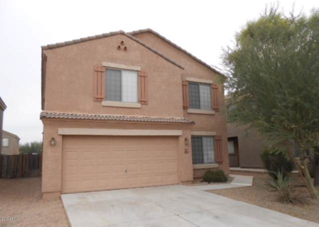 43922 W Arizona Avenue, Maricopa, AZ 85138 (MLS #5954035) :: CC & Co. Real Estate Team