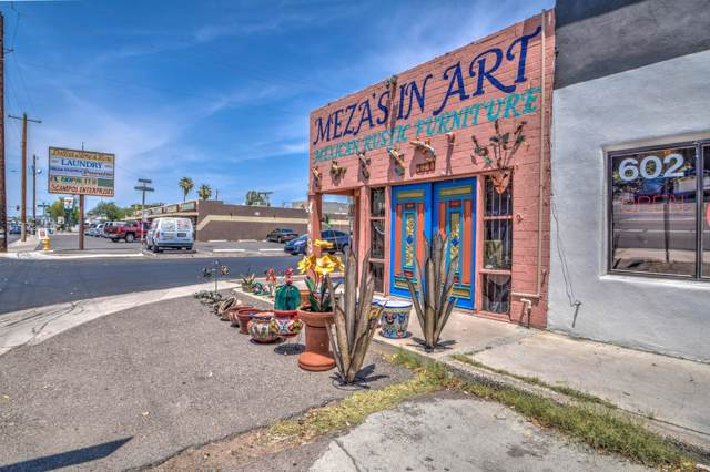 2825 N 24TH Street, Phoenix, AZ 85008 (MLS #5954037) :: The Laughton Team