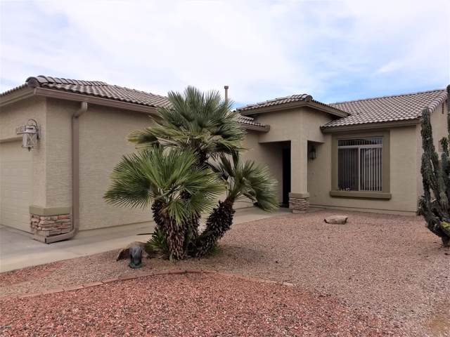 1853 E Sycamore Road, Casa Grande, AZ 85122 (MLS #5954040) :: Team Wilson Real Estate