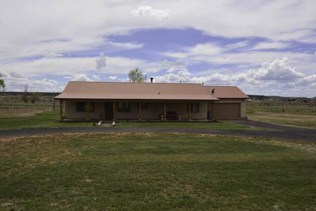 2855 E Walnut Drive, Taylor, AZ 85939 (MLS #5954060) :: Devor Real Estate Associates