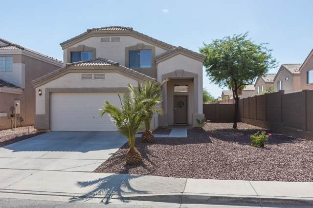 1754 S 218TH Avenue, Buckeye, AZ 85326 (MLS #5954061) :: Brett Tanner Home Selling Team