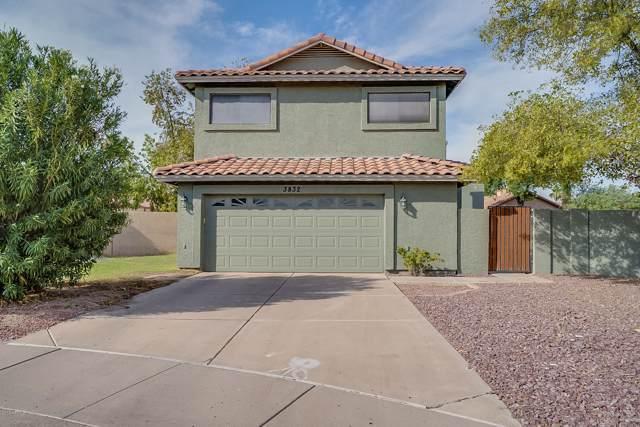 3832 E Bighorn Avenue, Phoenix, AZ 85044 (MLS #5954077) :: Yost Realty Group at RE/MAX Casa Grande