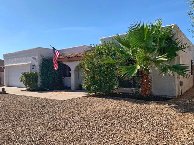 4823 W Hatcher Road, Glendale, AZ 85302 (MLS #5954079) :: Lux Home Group at  Keller Williams Realty Phoenix