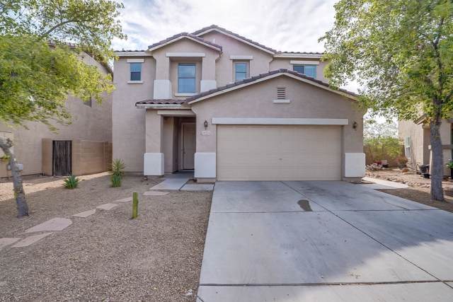 18771 N Madison Road, Maricopa, AZ 85139 (MLS #5954086) :: Devor Real Estate Associates