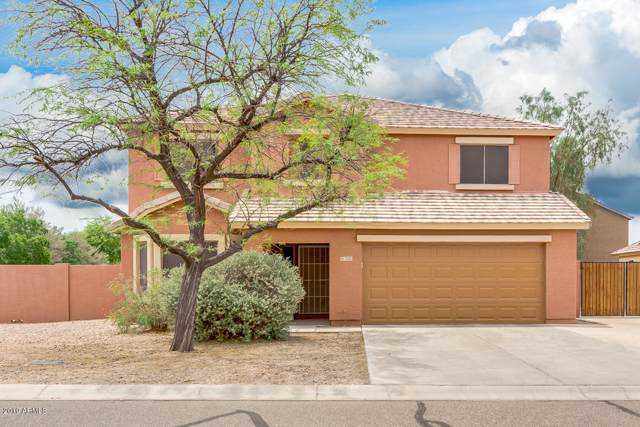 1725 E Nardini Street, San Tan Valley, AZ 85140 (MLS #5954090) :: Homehelper Consultants