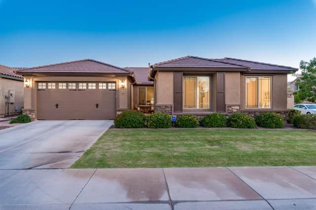 10797 W Whitehorn Way, Peoria, AZ 85383 (MLS #5954097) :: Homehelper Consultants