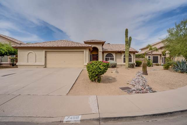 7458 E June Street, Mesa, AZ 85207 (MLS #5954098) :: Homehelper Consultants