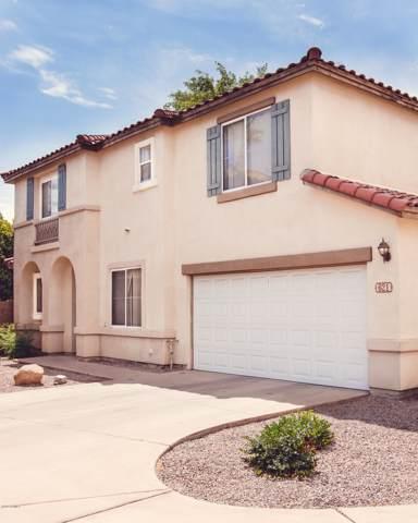 621 E Los Arboles Place, Chandler, AZ 85225 (MLS #5954108) :: Homehelper Consultants