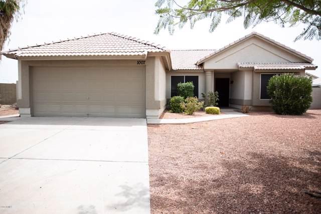 1007 S Sinova Circle, Mesa, AZ 85206 (MLS #5954126) :: Conway Real Estate