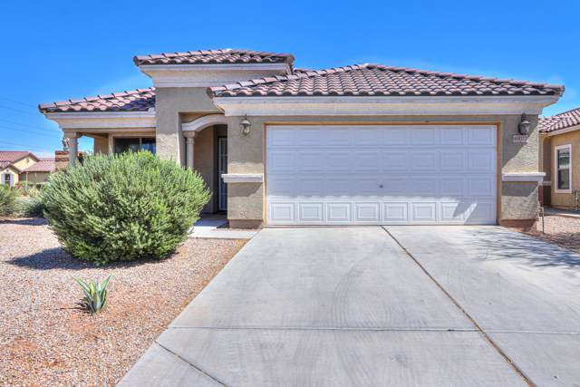 40077 W Bonneau Street, Maricopa, AZ 85138 (MLS #5954138) :: The Kenny Klaus Team