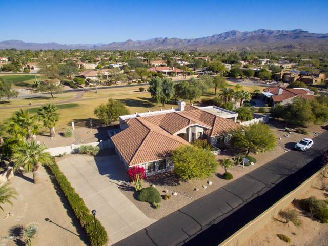 18926 E Mcdowell Mountain Drive, Rio Verde, AZ 85263 (MLS #5954152) :: Homehelper Consultants