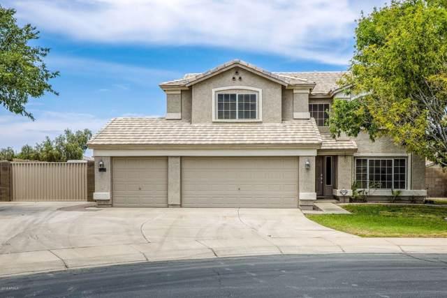 12710 W Sunnyside Circle, El Mirage, AZ 85335 (MLS #5954168) :: CC & Co. Real Estate Team