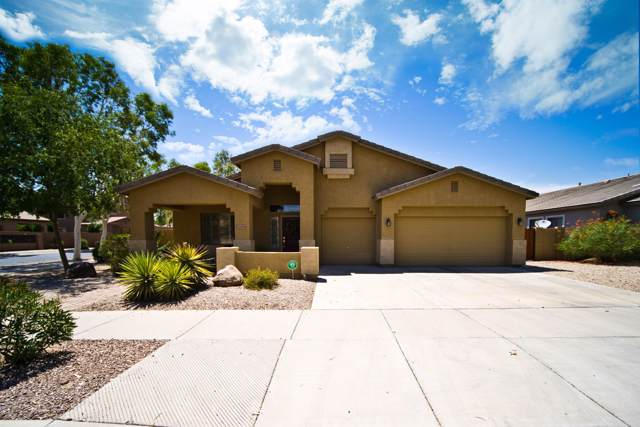 23214 S 215th Street, Queen Creek, AZ 85142 (MLS #5954178) :: The Kenny Klaus Team