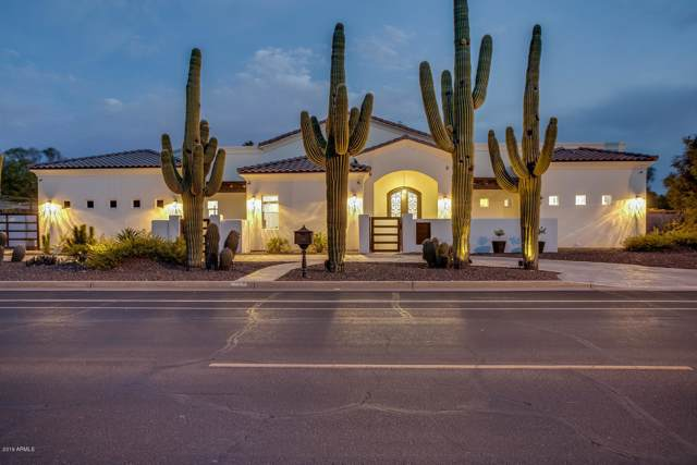 6201 E Sweetwater Avenue, Scottsdale, AZ 85254 (MLS #5954193) :: Santizo Realty Group