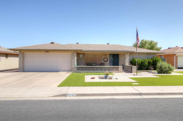 5142 E Florian Circle, Mesa, AZ 85206 (MLS #5954194) :: Team Wilson Real Estate