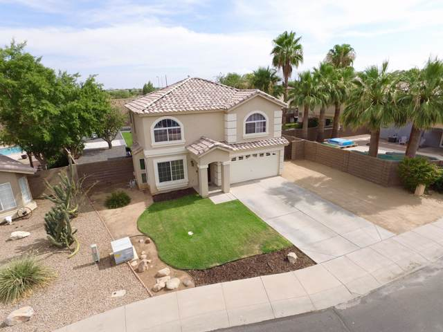 2575 E Camellia Drive, Gilbert, AZ 85296 (MLS #5954202) :: Conway Real Estate