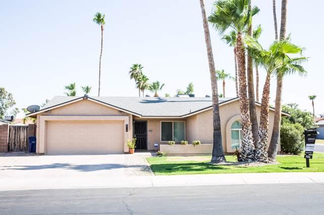 819 W Nopal Place, Chandler, AZ 85225 (MLS #5954205) :: Team Wilson Real Estate