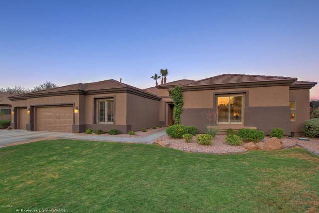 5581 S Wayne Drive, Chandler, AZ 85249 (MLS #5954209) :: Lifestyle Partners Team