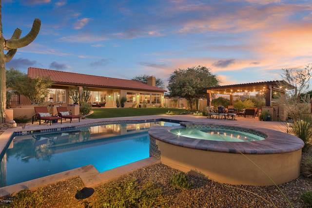 7518 E Bent Tree Drive, Scottsdale, AZ 85266 (MLS #5954218) :: The Daniel Montez Real Estate Group