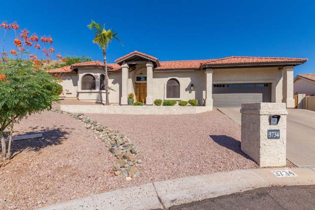 3734 E Tonto Court, Phoenix, AZ 85044 (MLS #5954225) :: The Pete Dijkstra Team