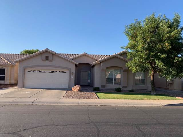 642 E Ironwood Drive, Chandler, AZ 85225 (MLS #5954229) :: CC & Co. Real Estate Team