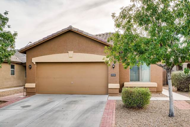 9728 N 180TH Lane, Waddell, AZ 85355 (MLS #5954259) :: The Ford Team