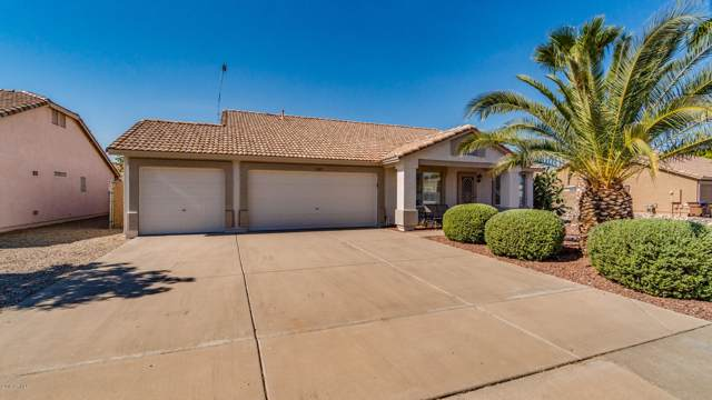 1227 W 12th Avenue, Apache Junction, AZ 85120 (MLS #5954268) :: CC & Co. Real Estate Team