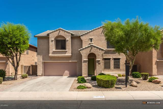 46136 W Belle Avenue, Maricopa, AZ 85139 (MLS #5954279) :: Devor Real Estate Associates