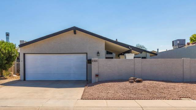 2305 N 87TH Way, Scottsdale, AZ 85257 (MLS #5954313) :: The Carin Nguyen Team