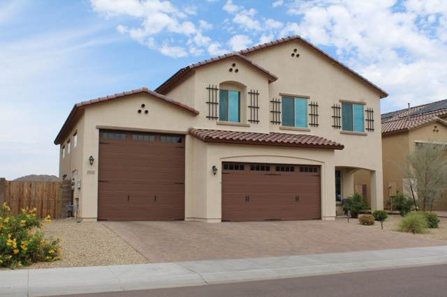 25262 N 69TH Avenue, Peoria, AZ 85383 (MLS #5954321) :: The Laughton Team