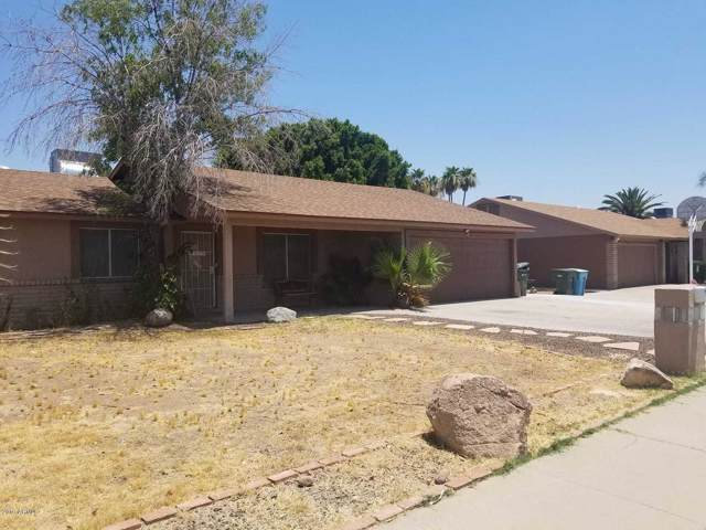 11801 N 40TH Drive, Phoenix, AZ 85029 (MLS #5954333) :: The Daniel Montez Real Estate Group
