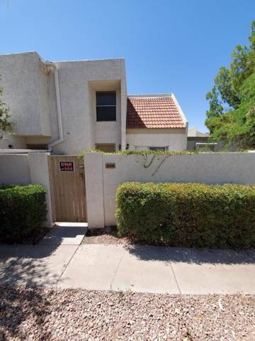1342 W Emerald Avenue #388, Mesa, AZ 85202 (MLS #5954344) :: Lux Home Group at  Keller Williams Realty Phoenix