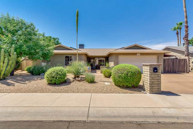 909 W Marlboro Circle, Chandler, AZ 85225 (MLS #5954368) :: The W Group