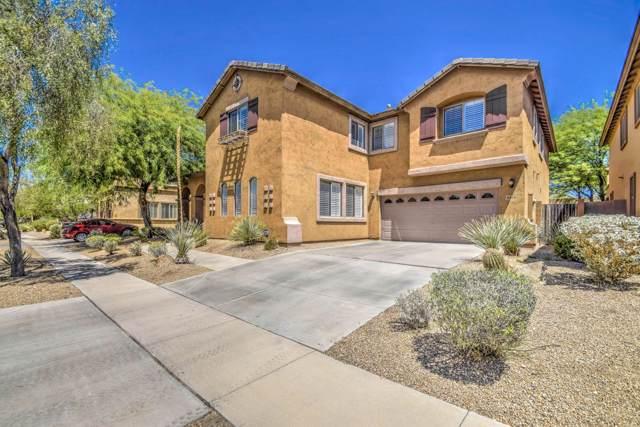 2410 W Horsetail Trail, Phoenix, AZ 85085 (MLS #5954378) :: The W Group