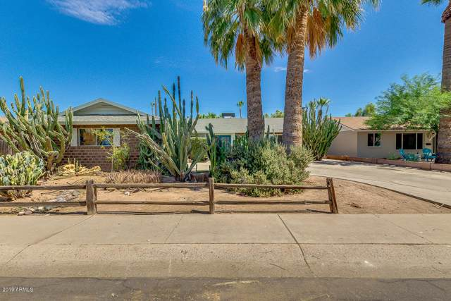 8714 E Jackrabbit Road, Scottsdale, AZ 85250 (MLS #5954387) :: CC & Co. Real Estate Team