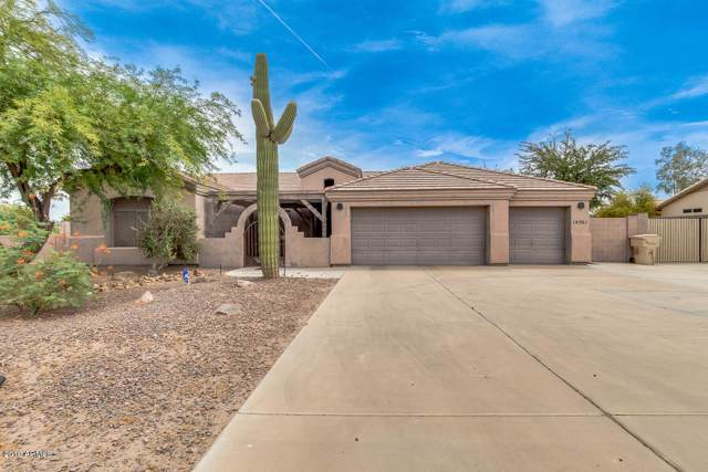 14561 S Country Club Way, Arizona City, AZ 85123 (MLS #5954402) :: The Kenny Klaus Team