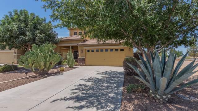 24738 N Barley Circle, Florence, AZ 85132 (MLS #5954419) :: Team Wilson Real Estate