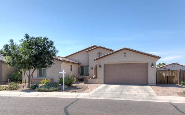1257 W Plane Tree Avenue, San Tan Valley, AZ 85140 (MLS #5954456) :: CC & Co. Real Estate Team