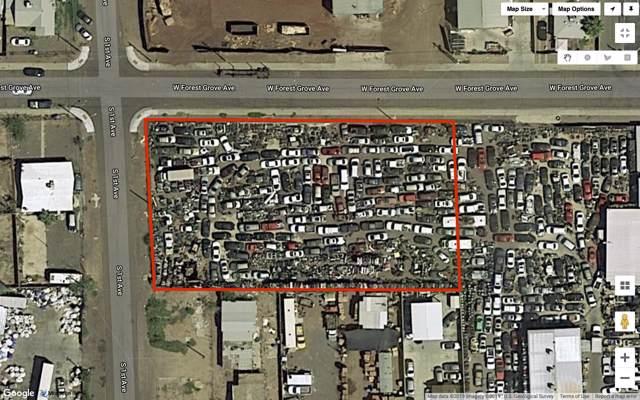 43 W Forest Grove Avenue, Phoenix, AZ 85041 (MLS #5954470) :: The W Group