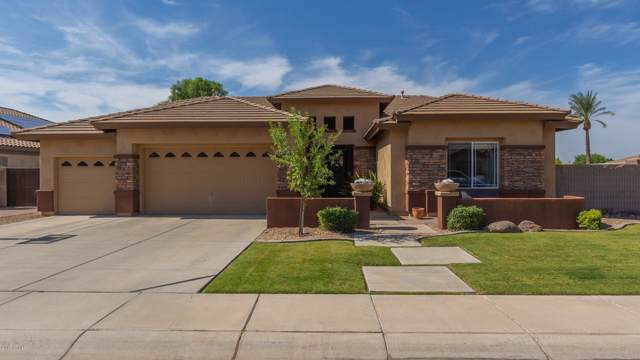 8621 W Mohawk Lane, Peoria, AZ 85382 (MLS #5954473) :: The Laughton Team