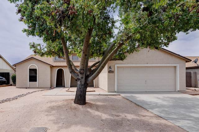 4839 E Gary Street, Mesa, AZ 85205 (MLS #5954485) :: Openshaw Real Estate Group in partnership with The Jesse Herfel Real Estate Group